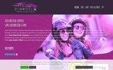 screenshot http://www.auto-moto-ecole-carpeaux.fr/ Auto-Ecole Carpeaux