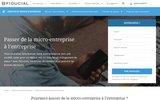 screenshot http://www.autoentreprenons.fr/ devis, facture auto entrepreneur: logiciel comptaÉ