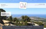 screenshot http://www.avocat-mercurio-alessandrini.com avocat divorce amiable toulon 83