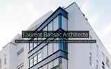 screenshot http://www.bansac-archi.com Agence Laurent Bansac Architecte