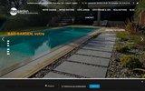 screenshot http://www.bao-garden.com bao garden, designer paysagiste de jardins