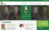screenshot http://www.baoil.com huile vierge biologique de baobab