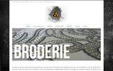 screenshot http://www.bbcmars.com bbc broderie flocage à marseille
