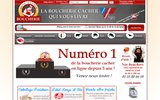 screenshot http://www.bethcacher.com supermarché cacher en ligne