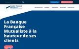 screenshot http://www.bfm.fr banque fédéral mutualiste
