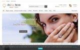 screenshot http://www.bijouxartdeco.com Vente de bijoux anciens et vintages