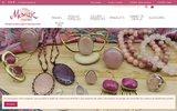 screenshot http://www.bijouxindiens.net boutique mosaik de bijoux indiens
