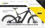screenshot http://www.bikediscount.com bikediscount - vente en ligne