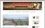 screenshot http://www.biomas.fr biomas - fruits et légumes bio