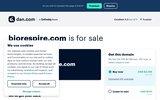 screenshot http://www.biorespire.com/ biorespire géobiologie expertise