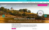 screenshot http://www.boats-in-france.fr boats in france : location de bateau et pénichette