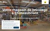 screenshot http://www.bois-besnier.fr/ Bois-Besnier