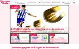 screenshot http://www.bons-plans-de-la-toile.com/ Les meilleurs bons plans: sondages rémunérés, cashback, ventes privées...