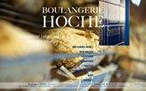 screenshot http://www.boulangerie-hoche.com boulangerie patisserie hoche a rennes