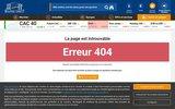 screenshot http://www.boursedirect.fr/outils-et-services.php bourse direct : bourse en ligne