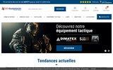 screenshot http://www.boutique-sd-equipements.fr Défenses électriques