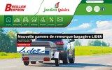 screenshot http://www.breillon-verts-loisirs.com/ tondeuses et débroussailleuses à laval 53000