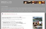 screenshot http://www.breizh-e-vin.fr/degustation-vin.html Cours dégustation de vins