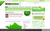 screenshot http://www.brocorama.com agenda brocante et vide-grenier sur brocorama