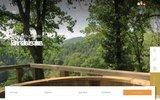 screenshot http://www.cabanes-guinguette.fr Cabane dans les arbres
