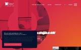 screenshot http://www.cabinet-gtec.fr/ cabinet gtec