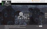 screenshot http://www.camping-azun-nature.com vacances et locations dans les hautes pyrenees