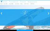 screenshot http://www.carnac-evasion.com/ ecole de kitesurf carnac evasion bretagne