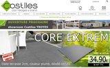 screenshot http://www.carrelagesmoinscher.fr vente de carrelage à prix discount paris france