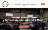 screenshot http://www.carrosserie-toulouse-l-union.com carrosserie union en haute-garonne 31