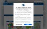 screenshot http://www.cartesfrance.fr carte de france