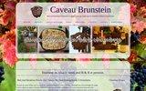 screenshot http://www.caveau-brunstein.com alsace, tourisme, bb, weekend, pension, séjour, chambre