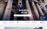 screenshot http://www.ceetiz.fr Ceetiz