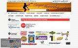 screenshot http://www.cirque-materiel-jonglerie.com vente en ligne de matériel de cirque