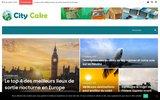screenshot http://www.citycake.fr Livraison des meilleures pâtisseries