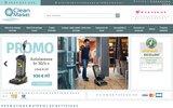 screenshot http://www.cleanmarket.fr/ nettoyeur haute pression - aspirateur