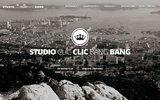 screenshot http://www.clicclicbangbang.com studio clic clic bang bang