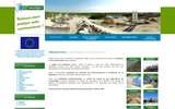 screenshot http://www.cmater.com c'mater recyclage de matériaux