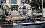 screenshot http://www.cng-agenceduport.fr concessionnaire de bateaux cranchi et couach