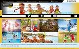 screenshot http://www.coloniesnature.com/ les colonies de vacances nature pour tous