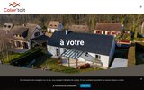 screenshot http://www.colortoit.fr/ Nettoyage de toiture à Rouen