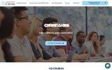 screenshot http://www.competences-et-metiers.com centre de bilan de compétences à paris