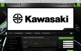 screenshot http://www.conceptk.fr achat de motos et d'accessoires kawasaki, nord 59