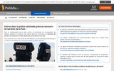screenshot http://www.concours-police-nationale.fr concours police nationale