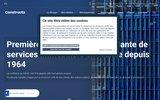 screenshot http://www.constructa.fr Programmes immobiliers neufs et anciens