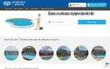 screenshot http://www.construire-sa-piscine.com construire et entretenir une piscine