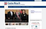 screenshot http://www.costa-rica.fr voyage Costa Rica
