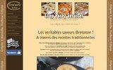 screenshot http://www.creperie.net/ traiteur crêpier à domicile et formation crêpes