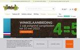 screenshot http://www.cultureindoor.com/ flowall, un plus pour les plantes
