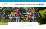 screenshot http://www.cycles-bien-eric.com vélos à la Tranche sur Mer 85