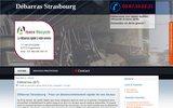 screenshot http://www.deblaiement-debarrasstrasbourg67.net débarras Strasbourg